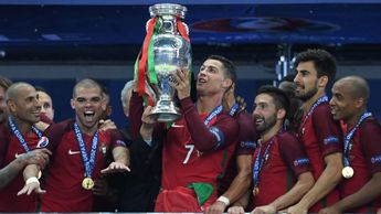 Portugal: Euro 2016 winners