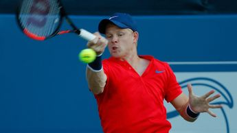 Kyle Edmund suffered early exit