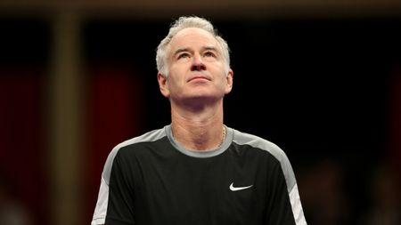 John McEnroe is refusing to back down