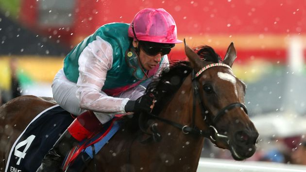 Enable storms to Oaks glory