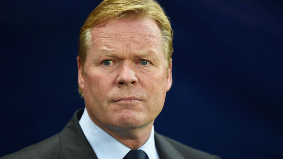 Ronald Koeman hoping his side can move on from Tottenham disappointment