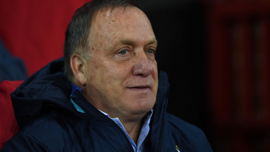 Advocaat takes charge of the Netherlands for third time