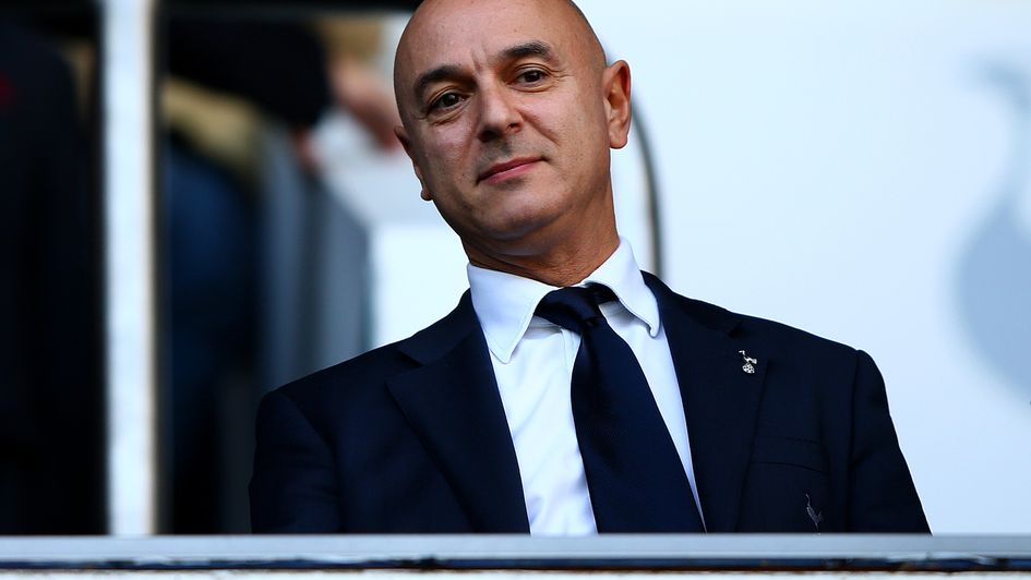 Tottenham hand over keys of White Hart Lane