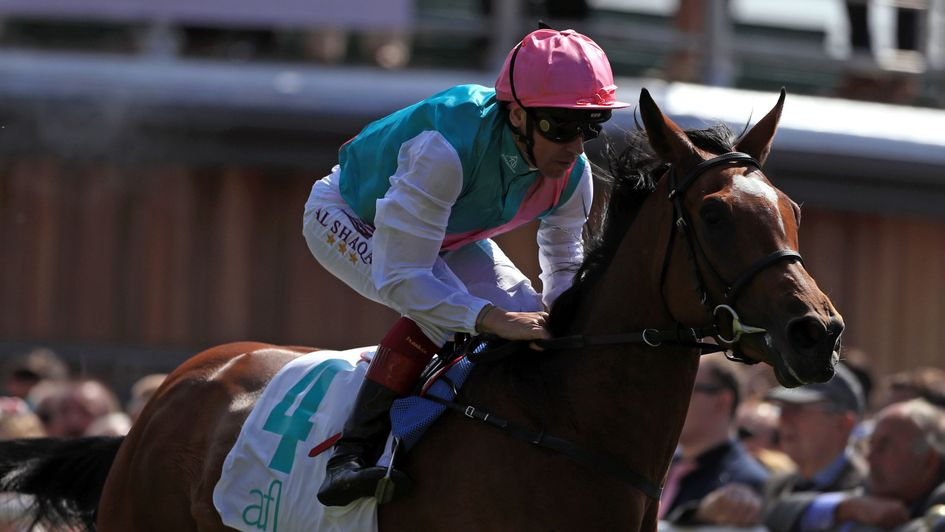 Alluringly denied Cheshire Oaks glory by Enable