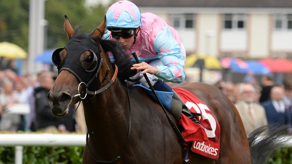 Capri delivers as favorite in St Leger Stakes