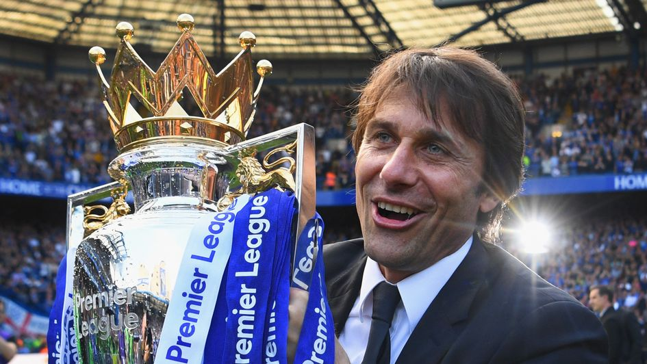 Chelsea boss Conte labels Arsenal as FA Cup favourites