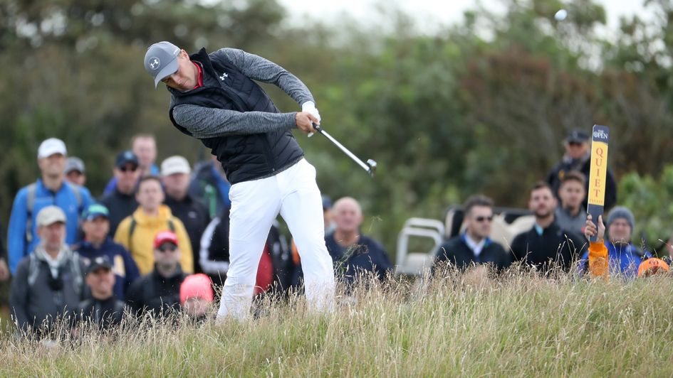 Jordan Spieth makes history with win at British Open