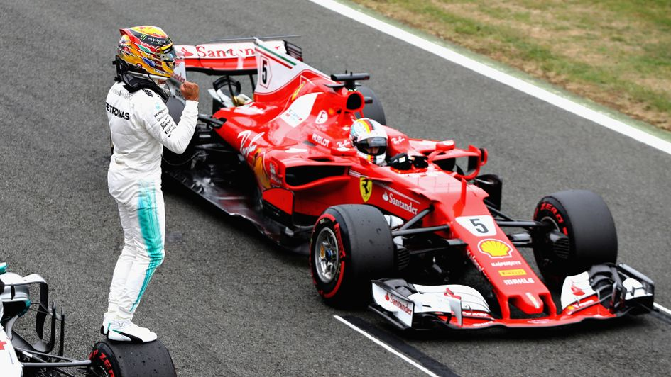 F1 British GP: Setback for the Shield as Vettel gives verdict