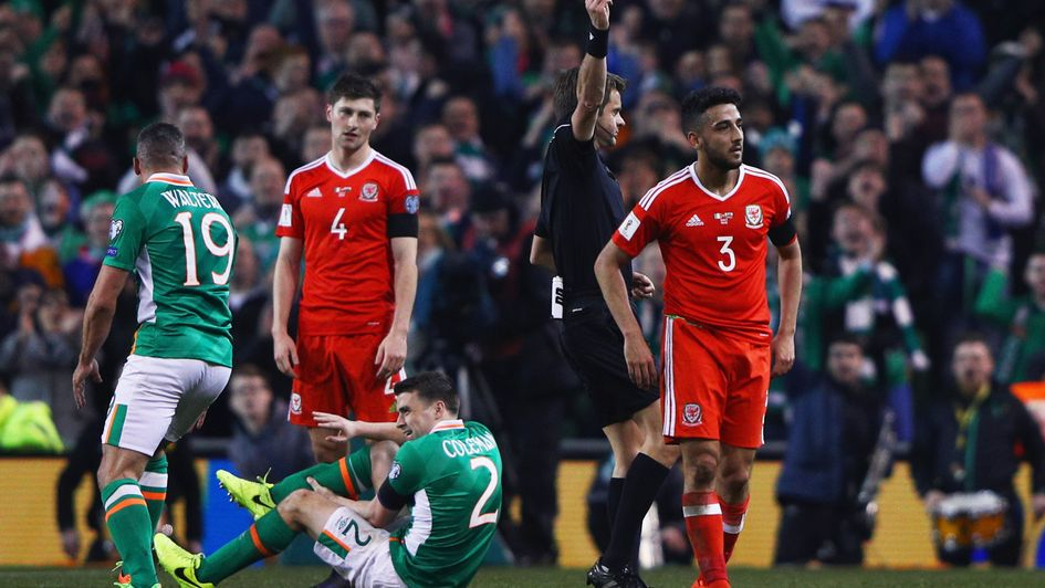 Everton star Seamus Coleman vows to fight back from horror injury