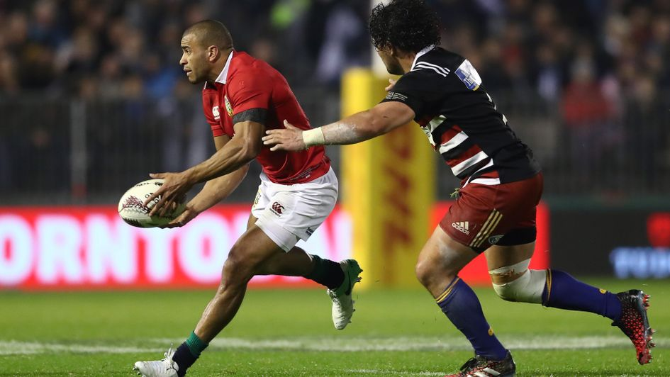 Banks penalty gives Highlanders win over Lions