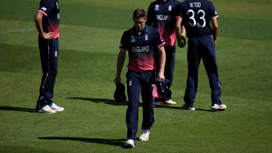 Woakes ruled out of Champions Trophy