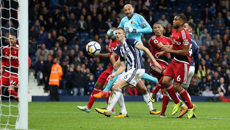 Watford score in injury time to draw at West Brom