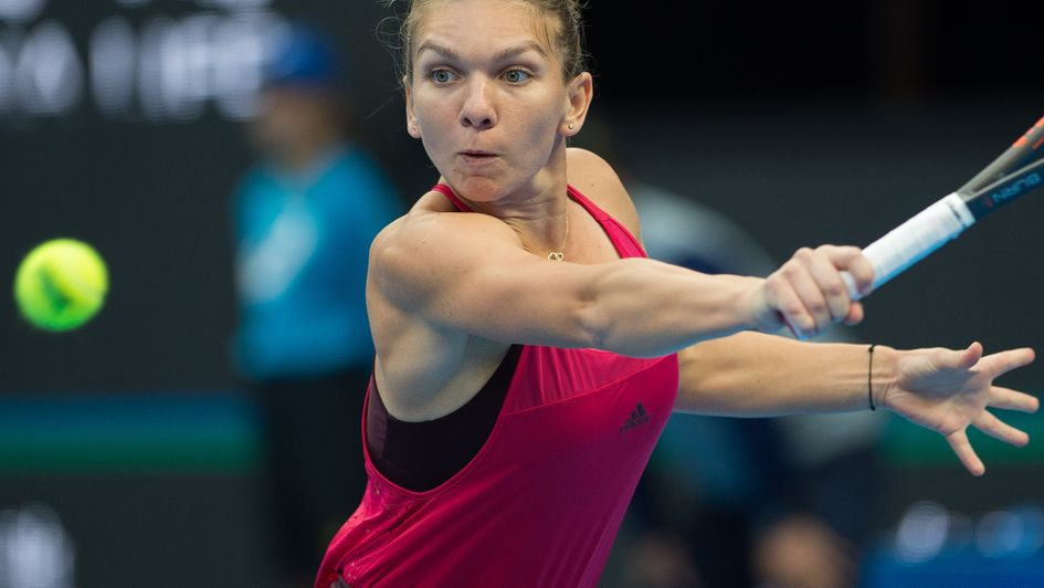 Simona Halep to face Maria Sharapova at the China Open