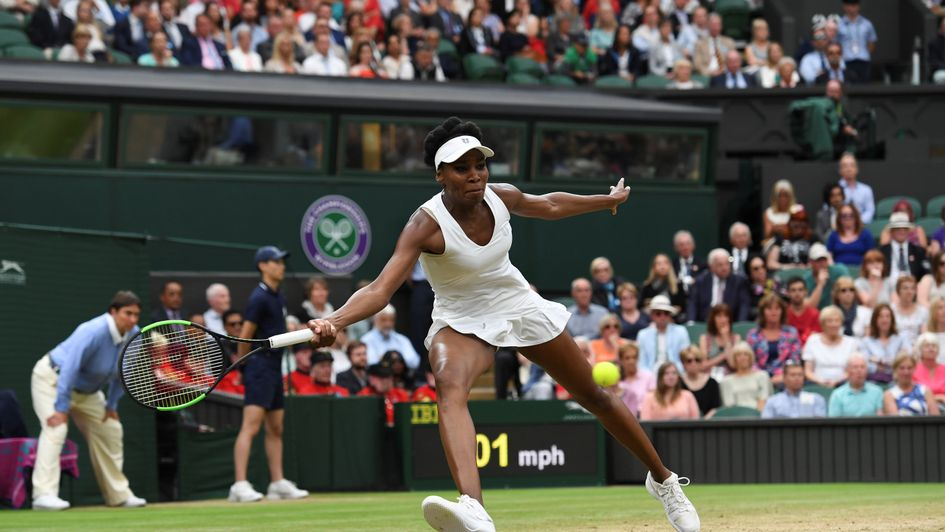 Konta, Muguruza and Williams into semi-finals: Wimbledon Day 8 round-up