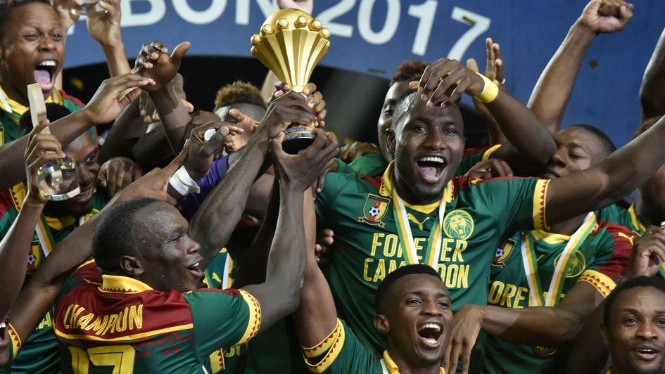 Cameroon African champions