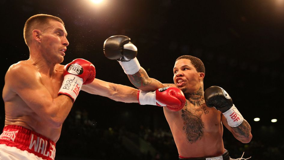 Gervonta Davis Blasts Liam Walsh in 3