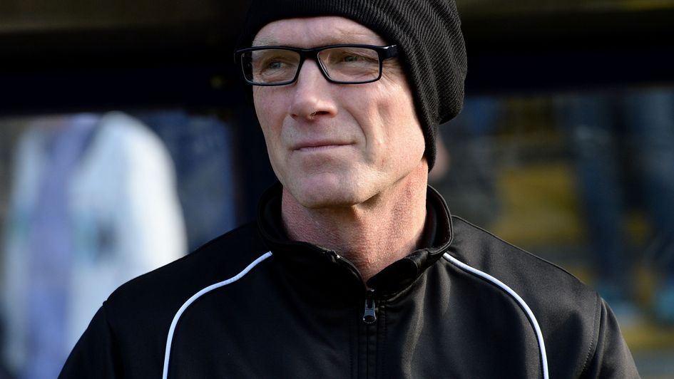 Port Vale appoint Neil Aspin as new manager at Vale Park