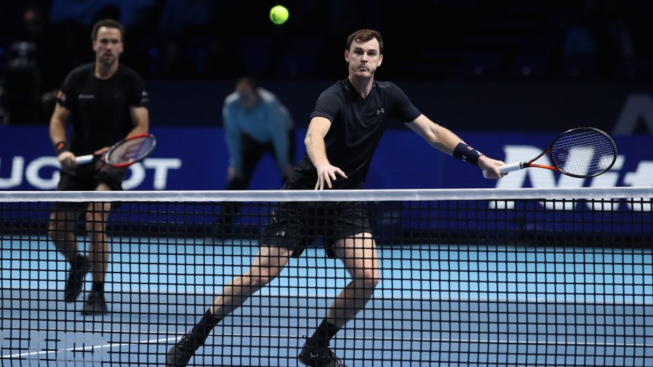 Henri Kontinen and John Peers become back-to-back champions — ATP FINALS