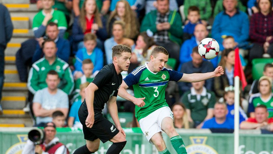 Northern Ireland to build on Euro 2016 spirit with Turkey camp
