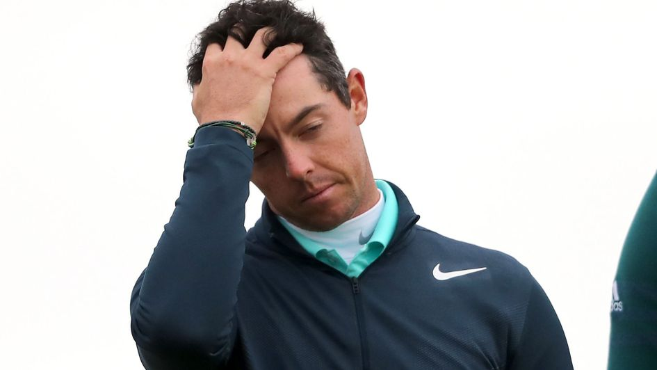 McIlroy slumps out of Irish Open as Hebert, Im maintain lead