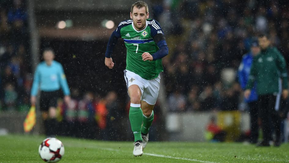 Former Aberdeen winger Niall McGinn joins Gwangju FC in South Korea