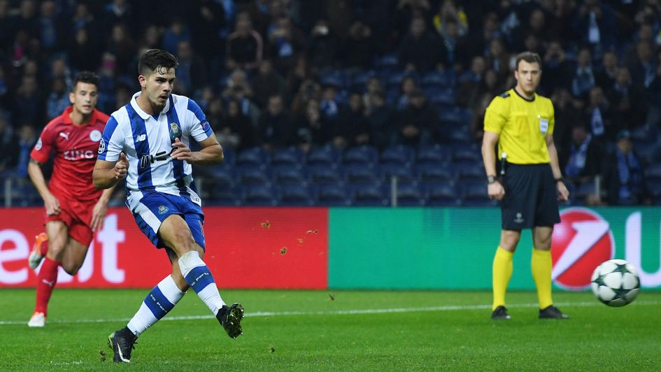 Striker Andre Silva completes transfer to AC Milan