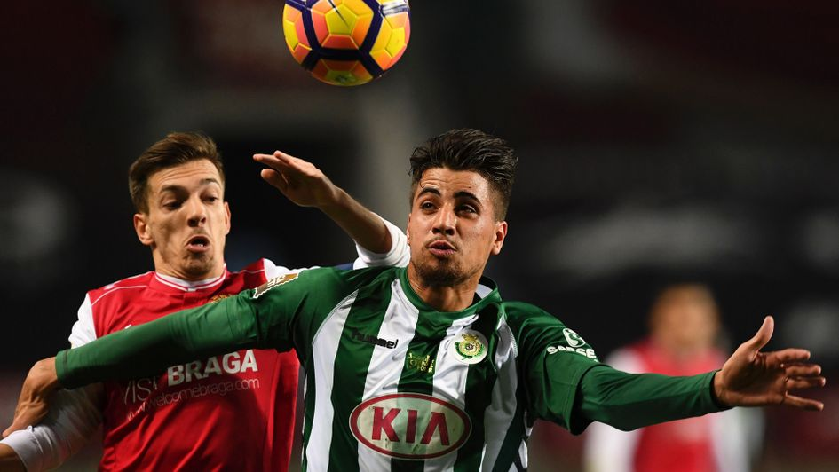 Rangers' Portuguese revolution continues with signing of defender Fabio Cardoso
