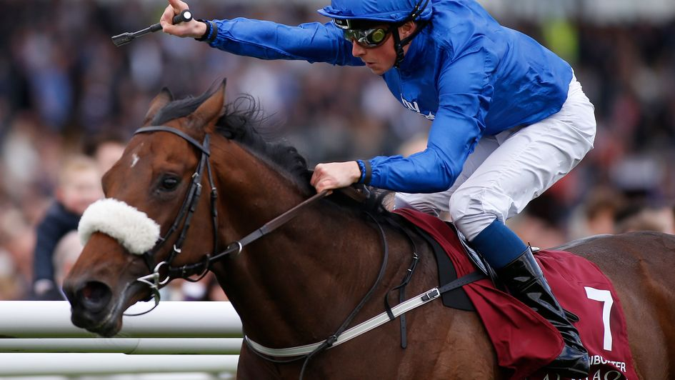 Al Shaqab's Qemah wins at Royal Ascot