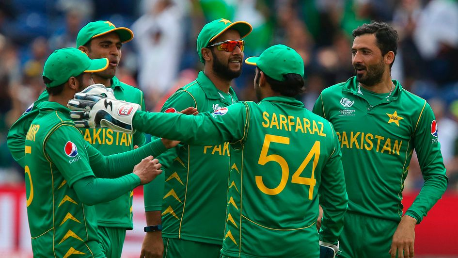 CT 2017: Pakistan pacers run through Lanka batting, restrict them to 236