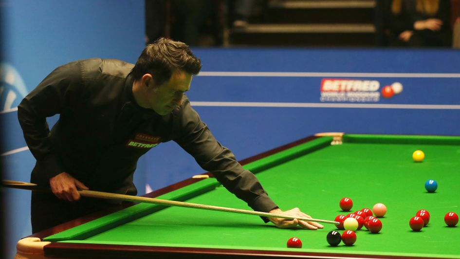 International Open: Ronnie O'Sullivan thrashed by Yan Bingtao in China