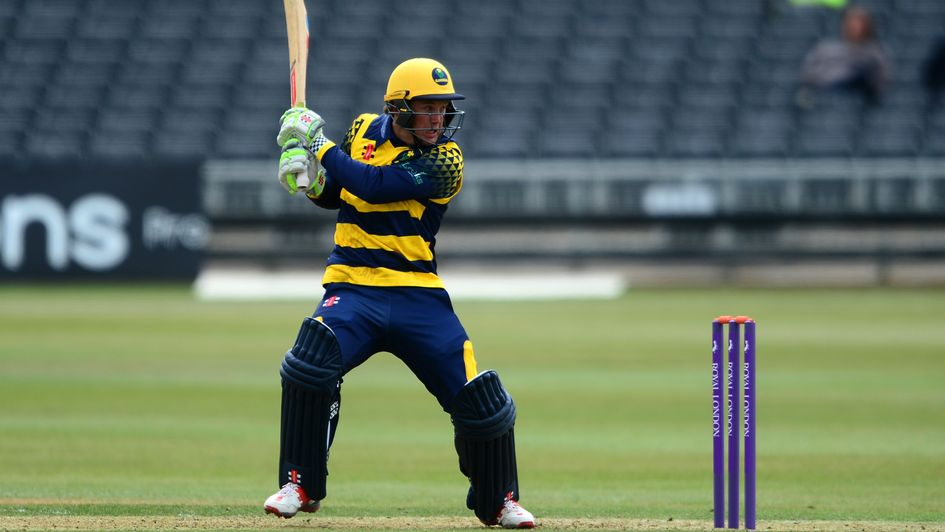 David Miller joins Glamorgan squad ahead of quarter-final against Leicestershire