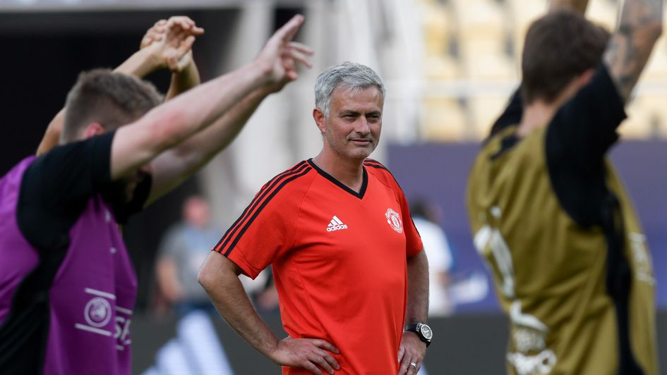 All you need to know about Real Madrid v Man United