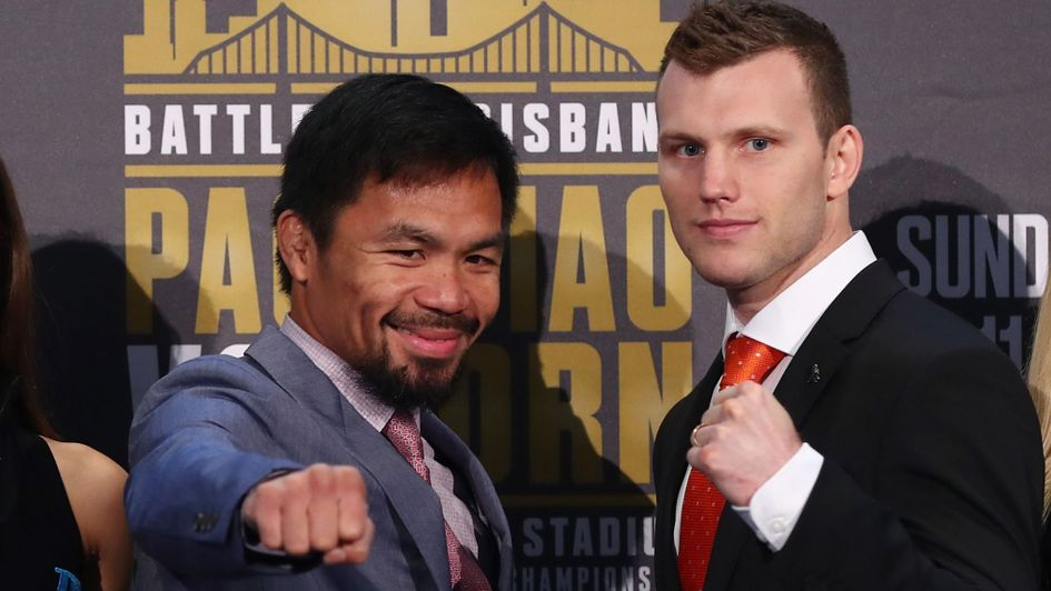 Pacquiao wants to pull Horn, to reach Mayweather