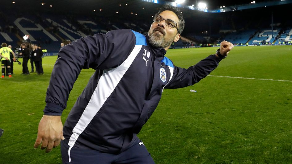 David Wagner leads Huddersfield away for sunshine break ahead of play-off final