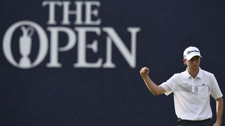 Jordan Spieth has Grand Slam in his sights — The Open