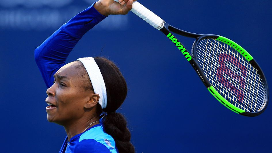 Venus fends off Begu upset bid in Toronto