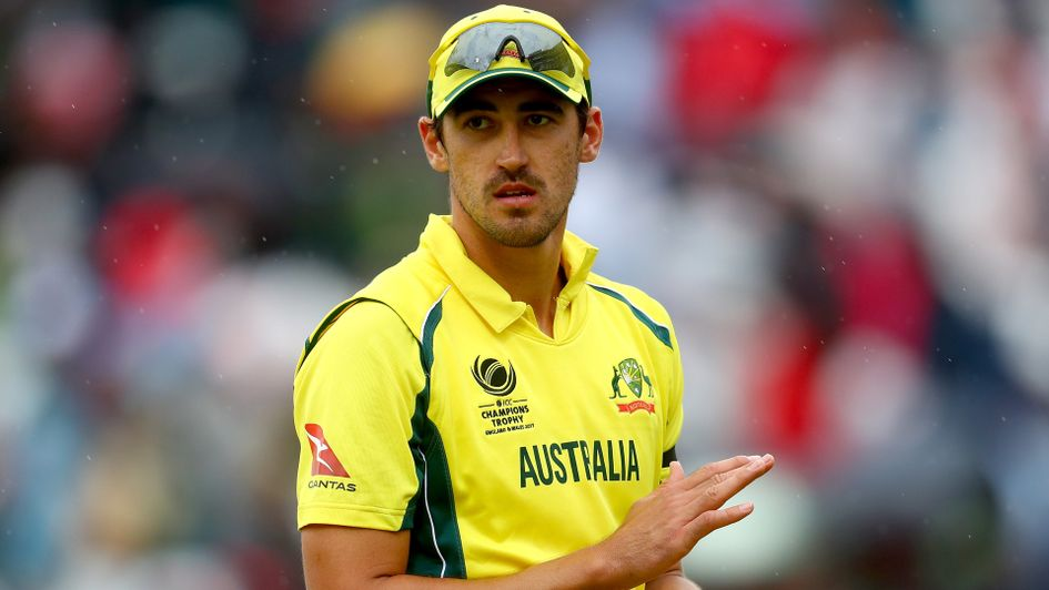 Starc out, Faulkner back in Oz squad for India tour