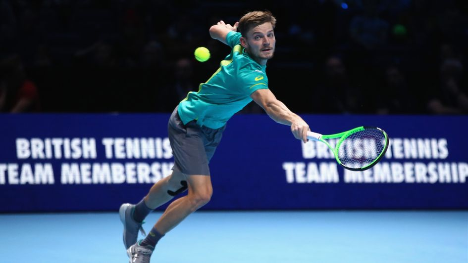 Dimitrov edges Goffin to win ATP Finals title