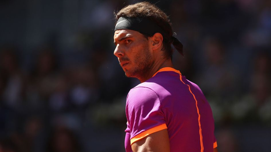 Nadal unstoppable on clay this year as he claims fifth Madrid title