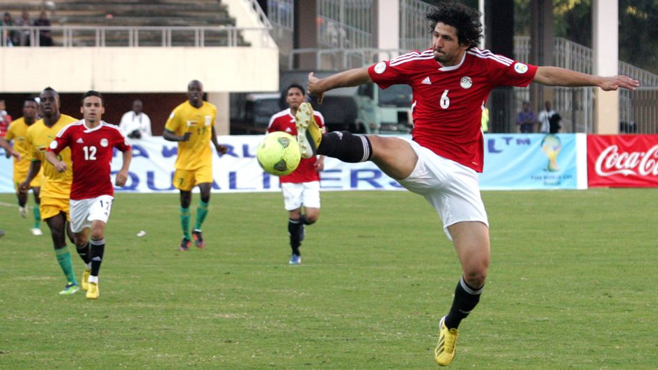 West Brom sign Al Ahly defender Ahmed Hegazy