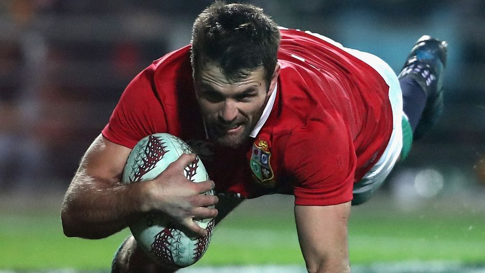 Jared Payne's British and Irish Lions comeback uncertain