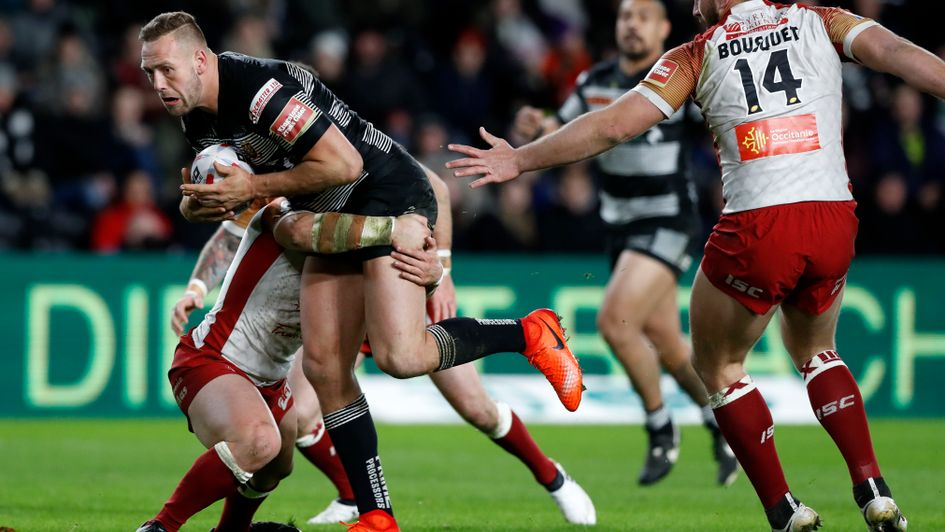 Challenge Cup holders Hull to launch defence against Catalans Dragons