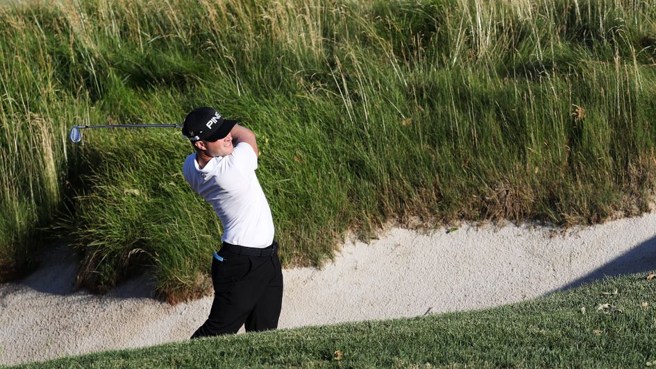 Sweden's David Lingmerth leads Quicken Loans National