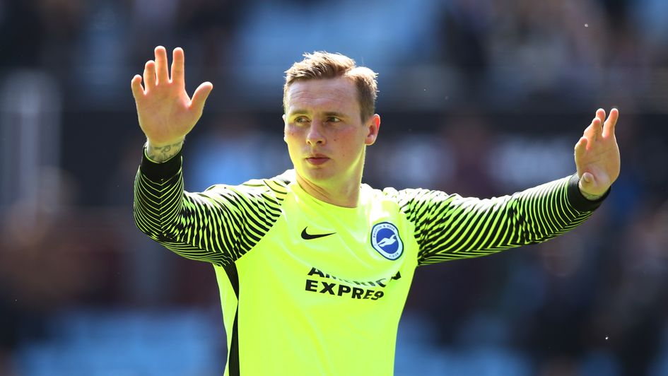 David Stockdale turns down Brighton contract to move to Birmingham City