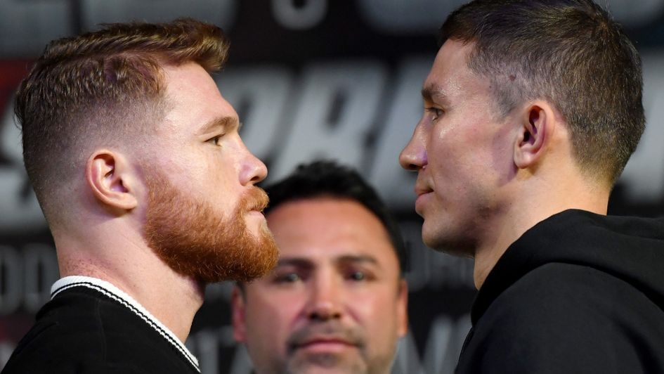 Canelo vows to knock out Golovkin