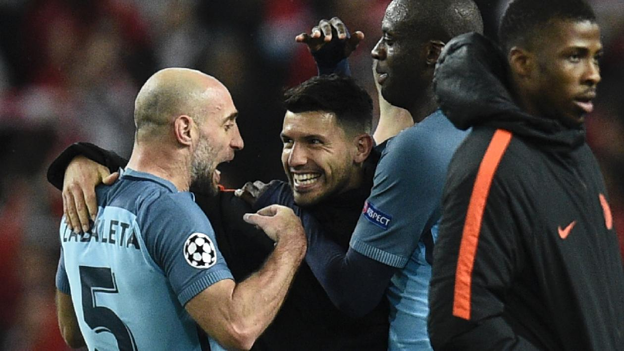 Manchester City knocked out of the Champions League by Monaco comeback