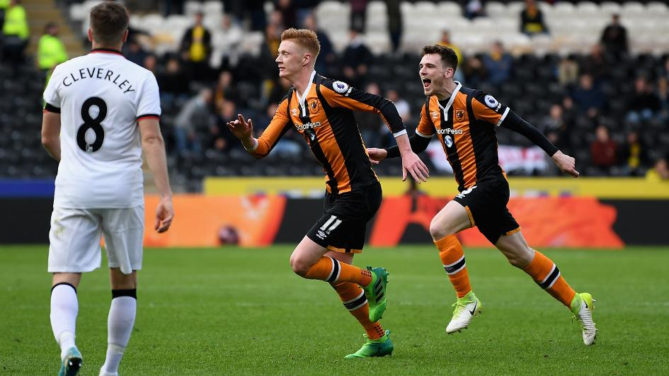 Marco Silva claims his Hull players can handle 'big pressure'