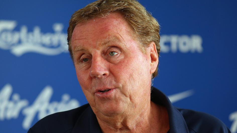 Harry Redknapp named as Birmingham's new manager