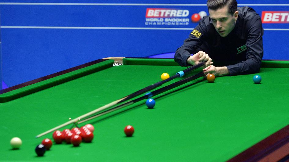 I haven't reached my top form yet, warns champion Selby