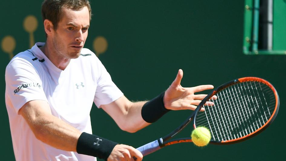 Andy Murray Crashed Out Of The Monte Carlo Masters